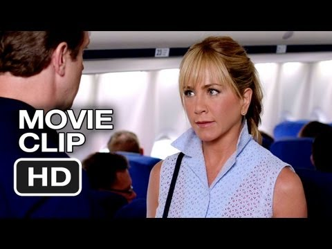 We're The Millers Movie CLIP - You Look Great (2013) - Jennifer Aniston Movie HD
