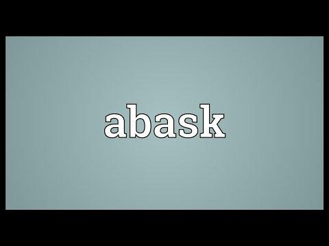 Header of abask