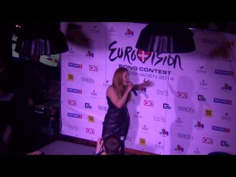 ESCKAZ in Moscow: Valentina Monetta (San Marino) - Crisalide