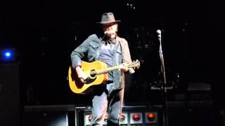 "Neil Young ""Helpless"" Rogers Arena, Van. BC Oct. 2015"