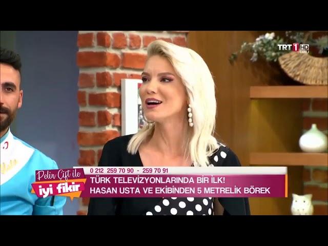 Pelin Çift ile ?yi Fikir - 115. Bölüm / ?nci Ye?ilyurt, Börekçi Hasan Usta, Yasin Taze