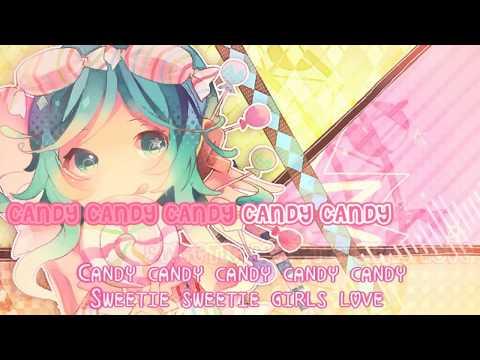 【Karaoke】CANDY CANDY【on vocal】Giga & Orebanana