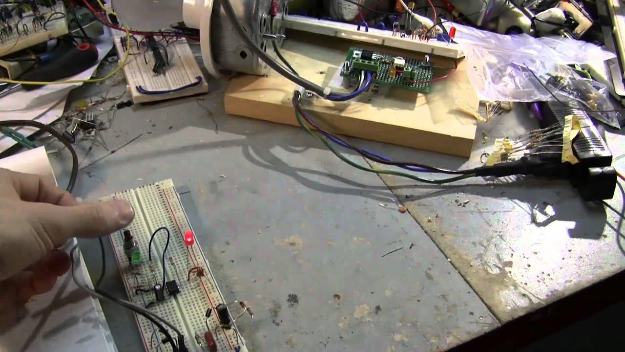 555 Power Failure Indicator Circuit Youtube Precision Monostable Resumption Alarm Ic