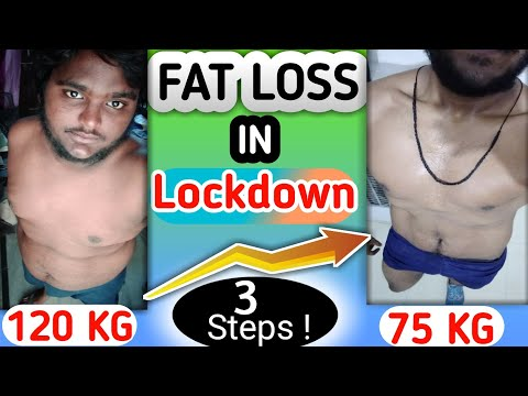 Weight Loss In Lockdown|3 Tips to Lose 10 kgsFat During Lockdown|How To Lose Weight At Home – Hindi|