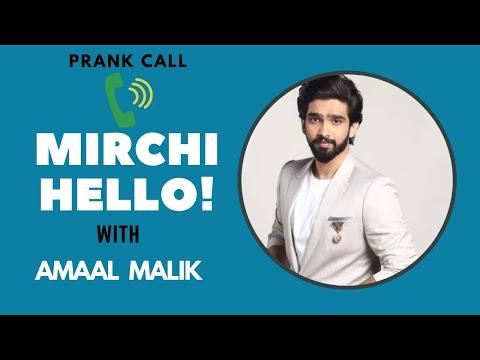 Amaal Malik prank calls a fan | Mirchi Hello | RJ Suren | Radio Mirchi