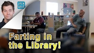 Farting in the Library (The Pooter Episode 97)