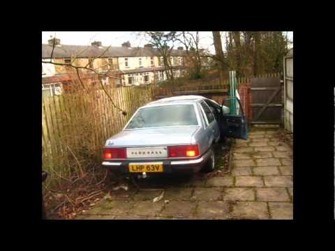 Vauxhall Royale 2.8 (just after winter) start up/engine sound