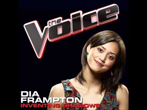 Dia Frampton - Inventing Shadows (The Voice Preformance) [Studio Version]