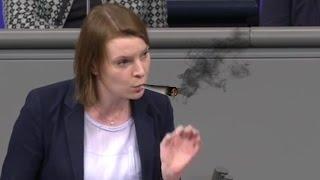 Emmi Zeulner hat keine guten Argumente gegen Drogenentkriminalisierung