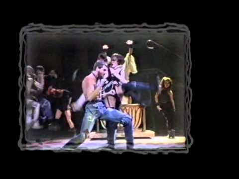 ИХС-1990 - фрагменты спектакля, часть 2