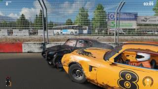 Next Car Game Wreckfest Online gameplay 1440 2k 980ti Nvidia i7 intel 5