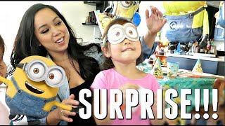 A SURPRISE PARTY! (then breaking the bad news) - June 28, 2017 - ItsJudysLife Vlogs