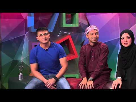 MeleTOP - Temubual Bersama Aaron Aziz & Zizan Razak [27.05.2014]