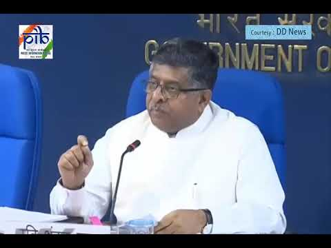 Union Minister Ravi Shankar Prasad speaks on mobile connectivity in Left Wing Extremism Areas