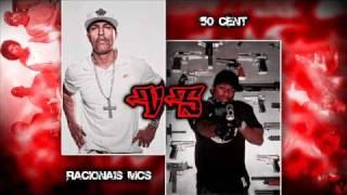 DjBruno - Racionais MC's VS 50cent - Parte1