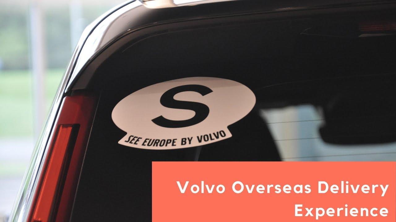 2018 volvo overseas delivery.  overseas volvo overseas delivery to 2018 volvo overseas delivery