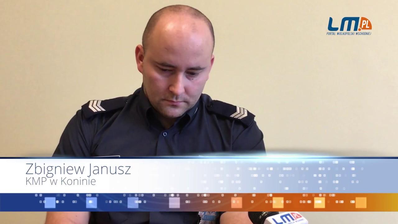Komentarz policji ws. incydentu w Skulsku