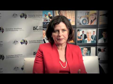 Interview with Ged Kearney at The Future of Work Conference - October 3 & 4 2012