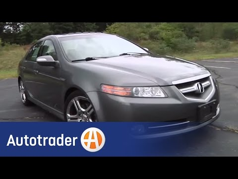 Acura TL Sedan Used Car Review AutoTrader YouTube - Acura 2004 tl price