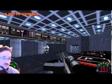 Star Wars Dark Forces (PC/PS1) - 20 ans déjà ! - Benzaie Live