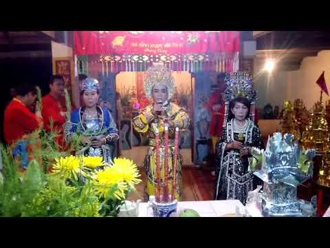 Lễ cúng Miếu (1) 5 Mẹ Ngũ Hành. Ấp 4. Xã Bình Lợi. Huyện Vĩnh Cửu. Tỉnh Đồng Nai