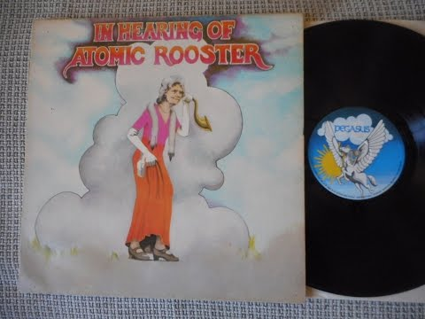 ATOMIC ROOSTER .IN HEARING OF .1971