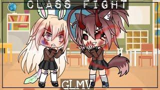 Class Fight | GLMV | Melanie Marinez | Gacha Life | K-12