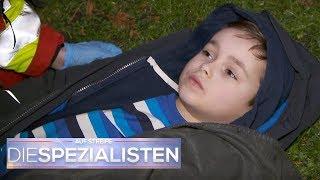 Finn (7) hat eine Nikotinvergiftung! Raucht er etwa?   Birgit Maas   Die Spezialisten   SAT.1 TV