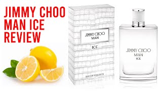 Jimmy choo man ice review -