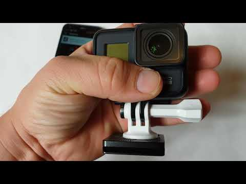 GoPro Hero 7 Black battery test / overheats /