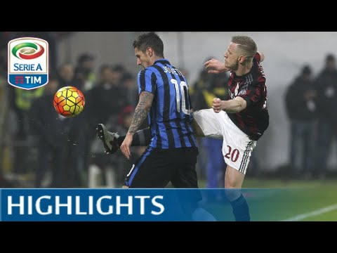 Milan - Inter 3-0 - Highlights - Matchday 22 - Serie A TIM 2015/16