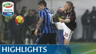 Download Milan - Inter 3-0 - Highlights - Matchday 22 - Serie A TIM 2015/16 Mp3 and Videos