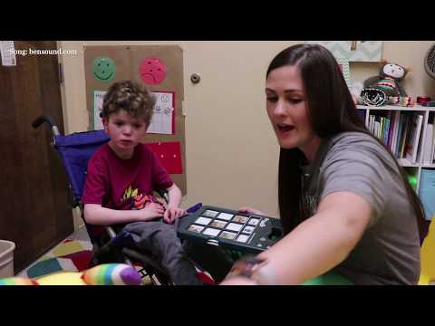 Learning More About Augmentative Communication Devices