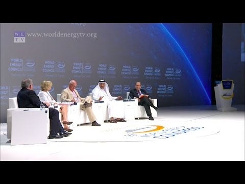 World Energy Congress | Energy-Water-Food Nexus