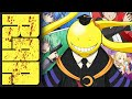 "Koro Sensei Rap   ""Roll Call""   Daddyphatsnaps [Assassination Classroom]"