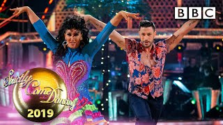 Michelle and Giovanni Salsa to Quimbara - Week 4 | BBC Strictly 2019