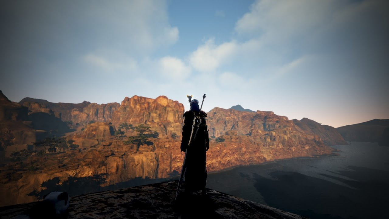 Black Desert Dark Knight PVP