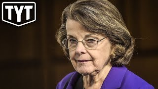 Dianne Feinstein Hiding Evidence On Kavanaugh?