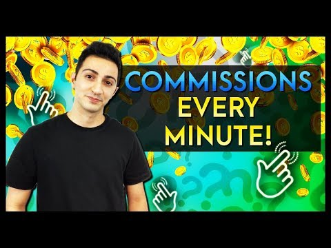 How Do I Make Affiliate Commissions EVERY MINUTE (Super Affiliate Strategy)