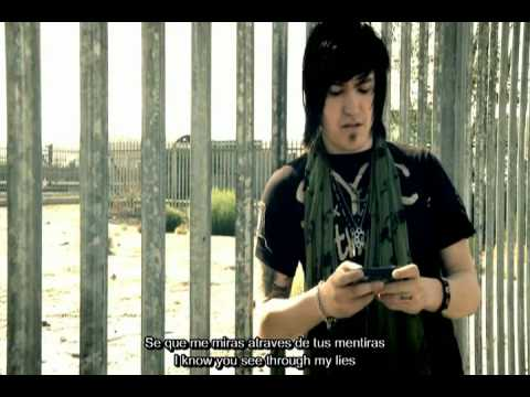 Escape The Fate - Something sub esp eng