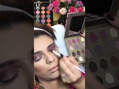Makeup Tutorial By Hanan Dashti ميكب توتوريال مع حنان دشتي Youtube