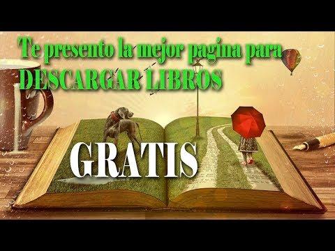 La mejor pagina para descargar libros GRATIS - Epub, pdf