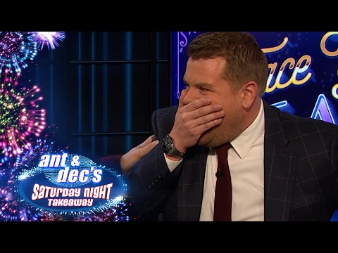 Thumbnail: James Corden Pranked By Ant & Dec On The Late Late Show - Saturday Night Takeaway