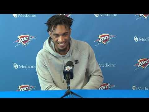 Thunder Exit Interviews: Terrance Ferguson