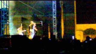 concierto andy y lucas feria malaga 2013 'tus miradas'