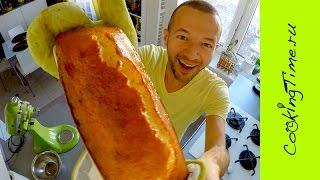 Лимонный кекс - легкий и быстрый рецепт выпечки - by GoPro Hero4