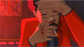 If The Weeknd made lofi hip hop radio