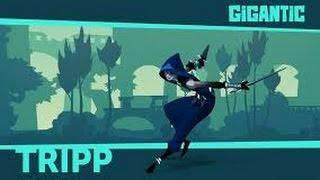 Gigantic - PC - Stealth Ninja Assassin!