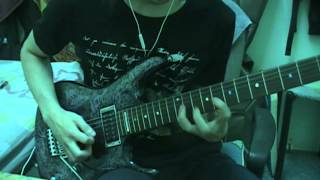 Joe Satriani - Musterion Cover