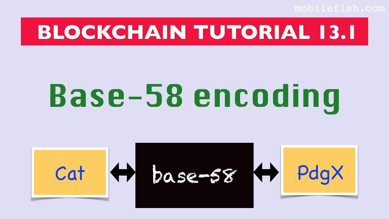 bitcoin base58